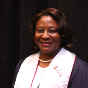 Rev. Gwendolyn Peters